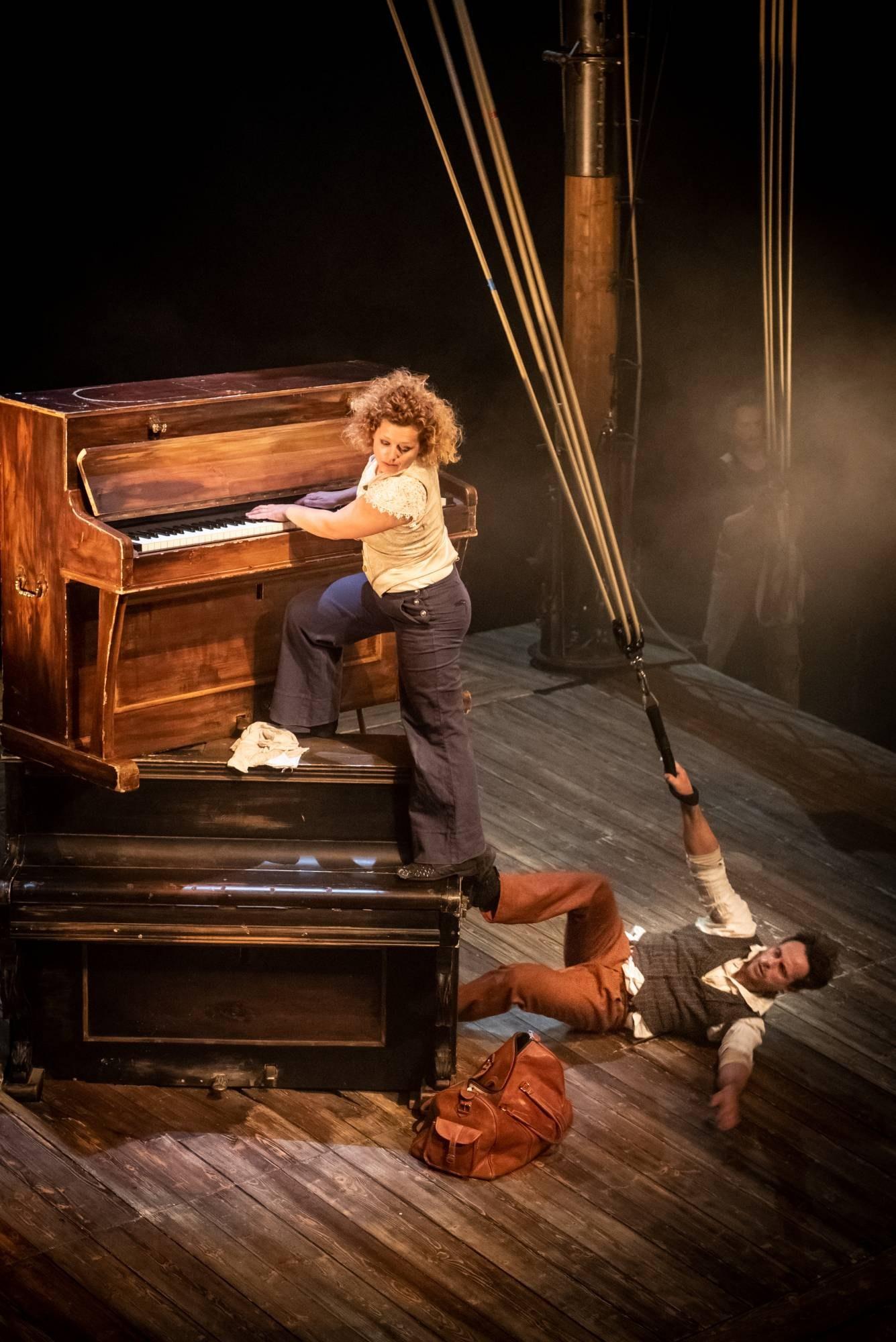 Sol bémol ჻ Théâtre Chevilly–Larue